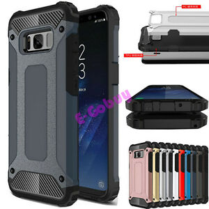 Pour-Samsung-Galaxy-S8-S8-Plus-Chocs-Armure-Hybride-PC-TPU-Etui-Robuste-Housse