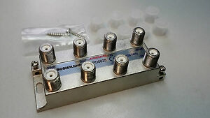 SAT-Verteiler-6-fach-F-Stichverteiler-Abzweiger-BOSHMANN-PD0625