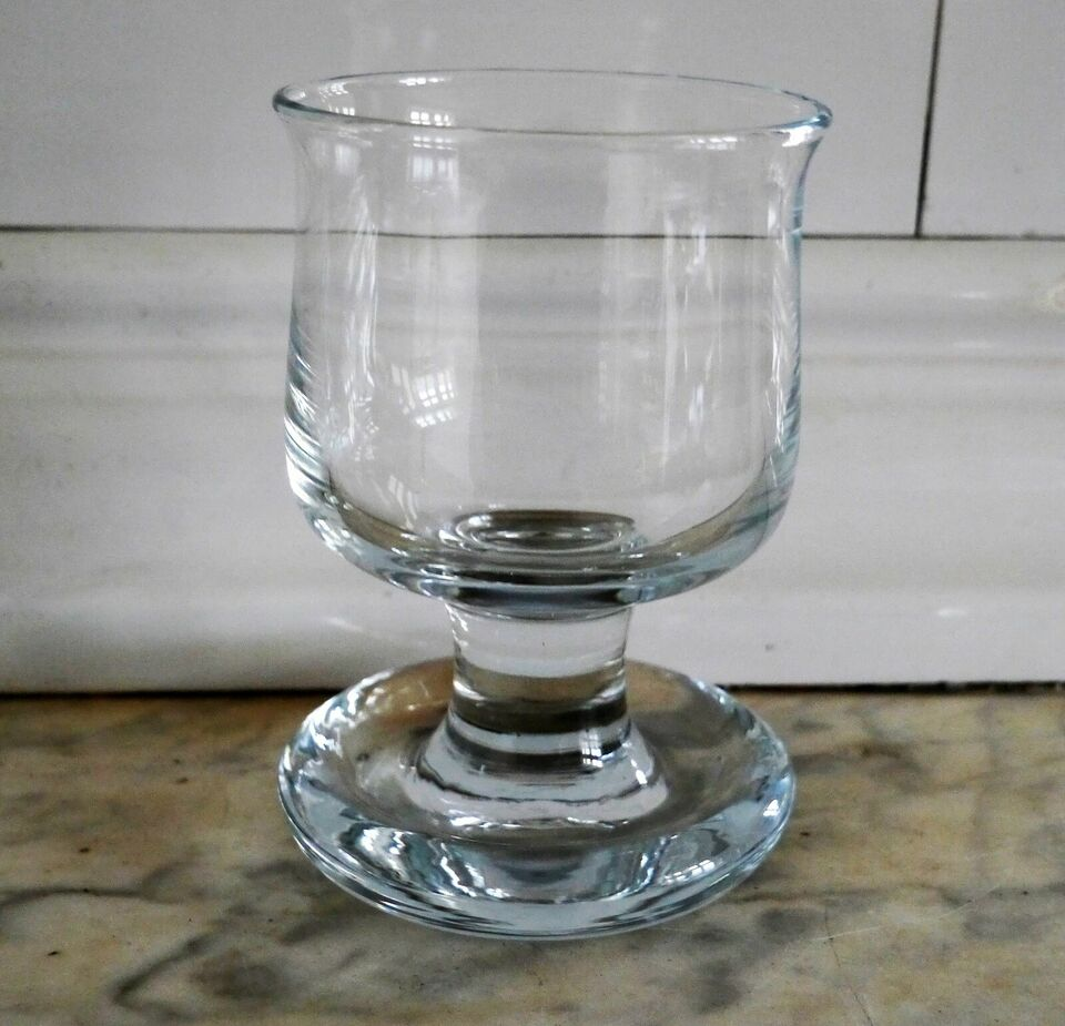 Glas, Grogg glas, Holmegaard