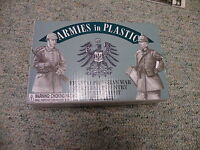 Armies In Plastic 1/32 54mm Box5566 Franco-prussian War Prussian Infantry 95th