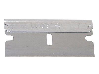 Stanley Razor Edge Scraper Blades x 100 Window Scraper Blade