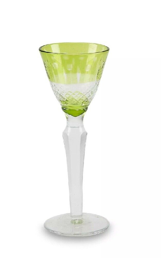 Impulse Glam Cordial Lime Glass Set of 6