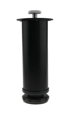 Möbelfuß Stützfuß Sofafuß in verschiedenen Farben Gesamthöhe 150 mm ø 50 mm