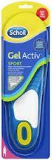 Scholl Gel Activ Sport, solette per calzature sportive uomo e donna