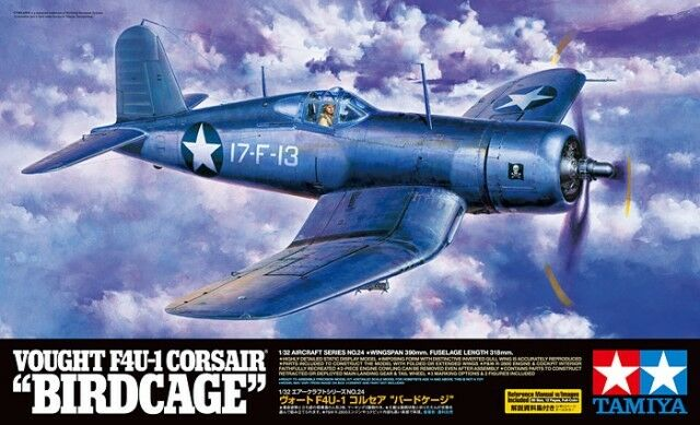 Tamiya - 1   32 vought f4u-1 corsair