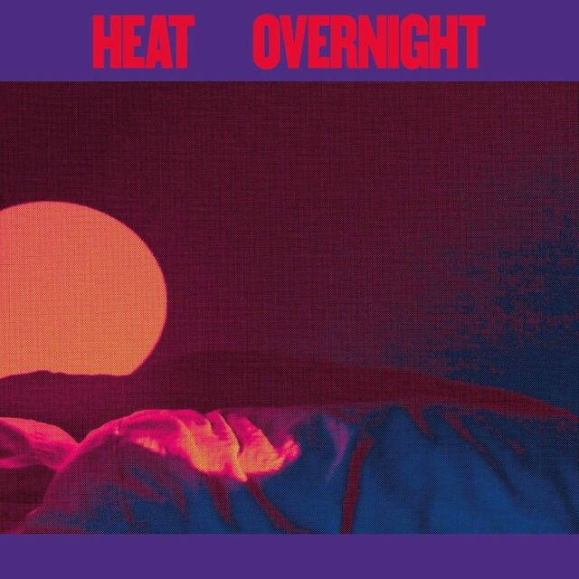 HEAT - OVERNIGHT   VINYL LP NEW!