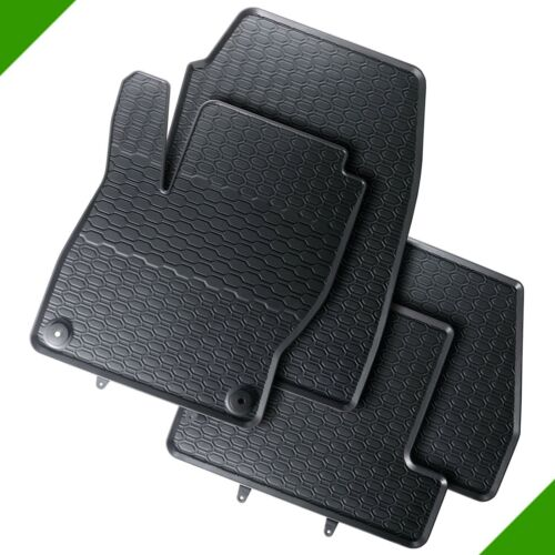 Ford Focus 3 Premium Auto Fußmatte Gummimatte Matte schwarz 4#