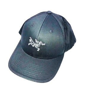73471206588 Image is loading Embroidered-Bird-Cap-Black-000-by-Arcteryx-Unisex-