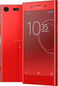 NEU-Sony-Xperia-XZ-Premium-64GB-rot-red