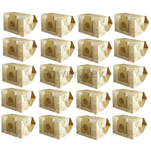 20 x C2E hoover sacs pour panasonic mce 740 série mce 750 série mce série 770