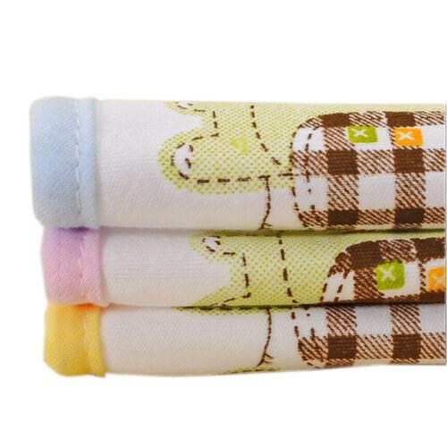 Baumwolle Lätzchen junges Mädchen wasserdicht Speichel aufstoß Schürze hnFT