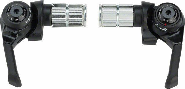 Microshift Mega 11-gang Mtn Lenkerende Schalthebel Shimano 11-gang