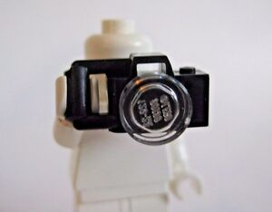 Lego Minifig Camera : Lego camera w lens piece minifigure accessory photographer peter