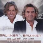 30 Jahre-30 Hits-Das Beste von Brunner & Brunner (2015)