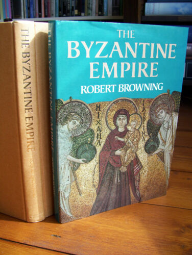 1 of 1 - The Byzantine Empire by Robert Browning (Hardback, 1980)