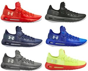 26c4340fd94 UNDER ARMOUR HOVR HAVOC LOW MEN S BASKETBALL SNEAKERS LIFESTYLE ...