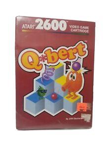 Qbert-Atari-Atari-2600-1988-FACTORY-SEALED-IN-BOX