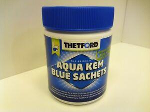 Thetford-Aqua-Kem-Caravan-Chemical-Toilet-Sachets-Bags-Cassette-amp-Porta-Potti