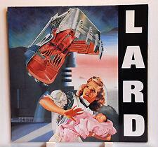 "LP 12"" Lard The Last Temptation Of Reid  Alternative Tentacles  REC. EX+"