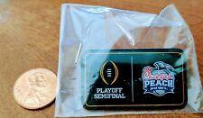 Chick-fil-A Peach Bowl College Football Playoff Semifinal PIN RARE 12/31/16 NEW