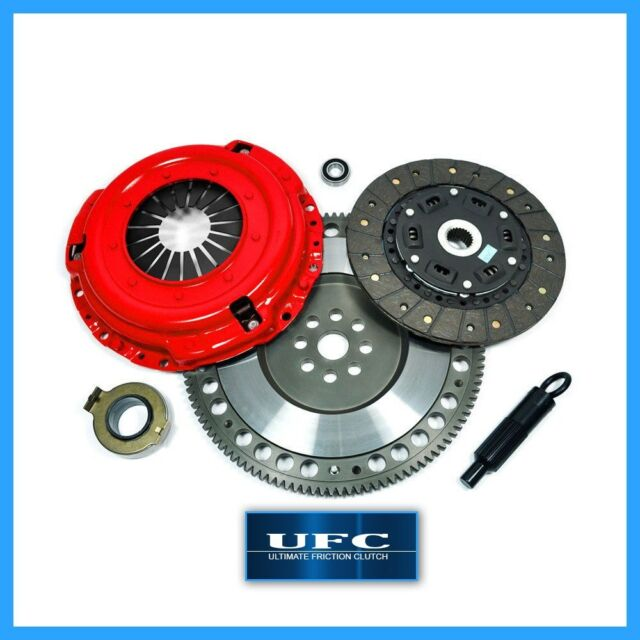 UFC STAGE 1 CLUTCH KIT+CHROMOLY FLYWHEEL For ACURA RSX