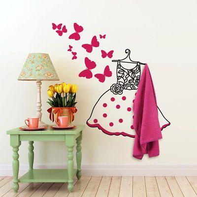 00179 Adesivi Murali Wall Stickers Appendiabiti Con Ganci 130x115 Cm Pacchetto Elegante E Robusto