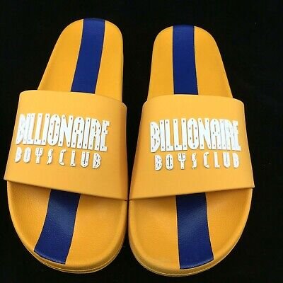 Billionaire Boys Club BB Slides BLACK 891-6804