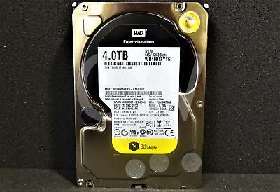"""WD 4TB WD4001FYYG 7200RPM 32MB Cache 6Gb//s SAS 3.5/"""" Enterprise"""