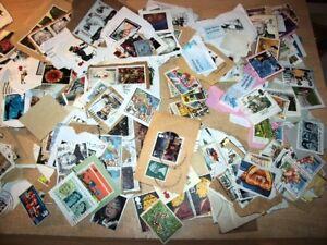 50g-50-Gramm-GB-Grossbritannien-Britische-Gedenken-Briefmarken-Kiloware-mit-Werte