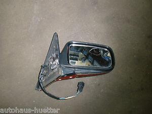 = Subaru Legacy I - Außenspiegel rechts - Spiegel - weinrot =