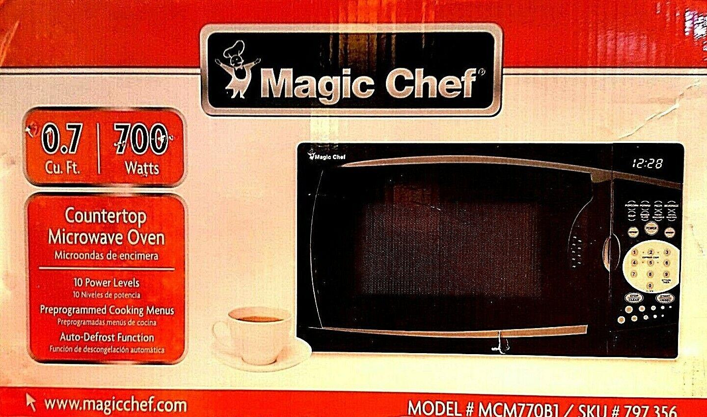 Magic ChefMagic Chef 0.7' Cubic Ft 700