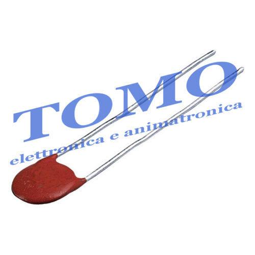 Lotto di 10 pezzi x Condensatore ceramico 100nF 100V 100n 100 V