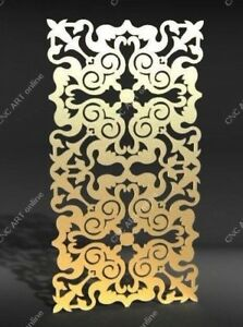 Details about Wall decoration DXF CDR and EPS File For CNC Plasma, Router