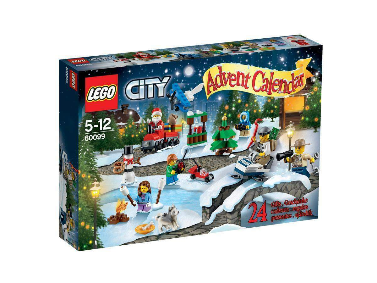 LEGO® City 60099 - Adventskalender