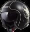 Ls2-Of599-Spitfire-Viso-Aperto-Profilo-Basso-Casco-da-Moto-Drop-Down-Parasole