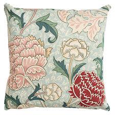 "William Morris Cray Cushion Cover 16"" x 16"" Sanderson Fabric"