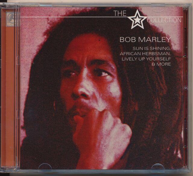 Collection - Bob Marley 18 track cd