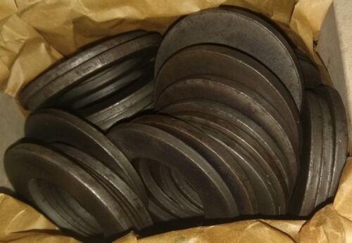 Alloggiamento sferica m36 ISO 7089 Rondelle Acciaio carbonitriert 37x65x4,5