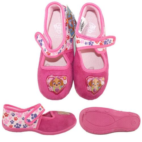 Slipper 25-31 Ballerina Pink Schuhe Hausschuhe PAW PATROL