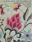 Encyclopaedia of Embroidery Stitches, Including Crewel by Marion Nichols (Paperback, 1975)