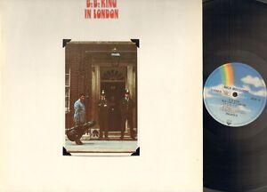 B.B.KING in London LP MINT BB King PETER GREEN Ringo Starr Dr JOHN Gary Wright
