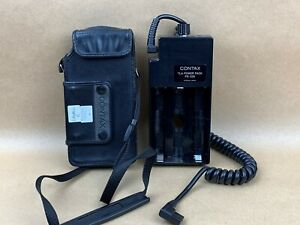 CONTAX-TLA-PS-220-TLA-Power-Pack-w-Cord-for-TLA360-Flash-Works