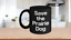 Save-the-Prairie-Dog-Mug-Black-Coffee-Cup-Funny-Gift-Rancher-Farmer-Cattleman miniature 1