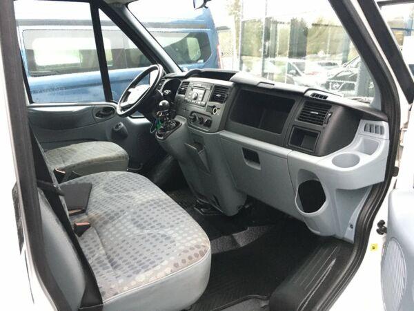 Ford Transit 350L Mandskabsvogn 2,2 TDCi 155 Ladvogn - billede 5
