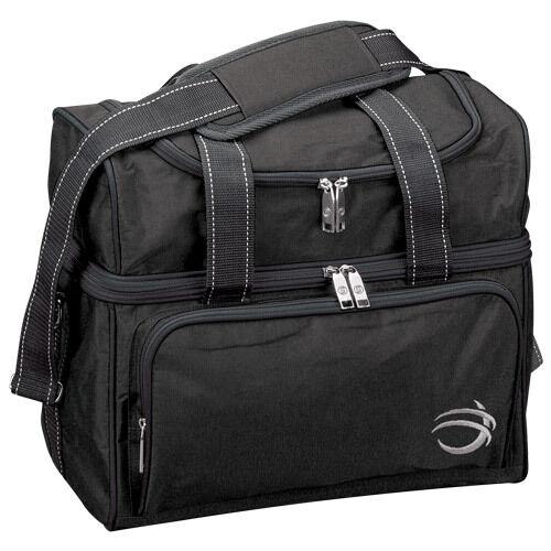 BSI Taxi Single Bag 1 Ball Bowling Bag Black//Black