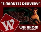 Steam Game - The Wolf Among Us - PC/Mac (Region Free Worldwide) Fast Delivery