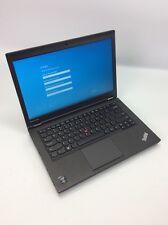 Lenovo Thinkpad T440p I5-4300M 2.6GHZ 8GB DDR3 240GB SSD Windows 10 Home #U19353