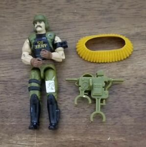 GI Joe Body Part 1985 Heavy Metal      Head  B         C8.5 Very Good