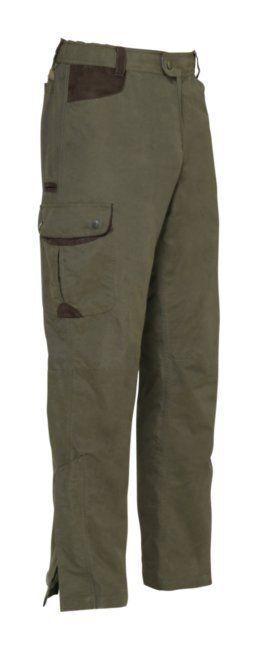 Percussion Normandie Waterproof Trousers Shooting Hunting Pants Khaki