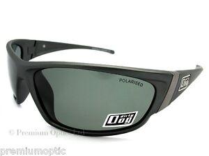 Dirty-Dog-Polarise-STOAT-lunettes-de-soleil-Argent-Gris-Vert-Polarisees-52993
